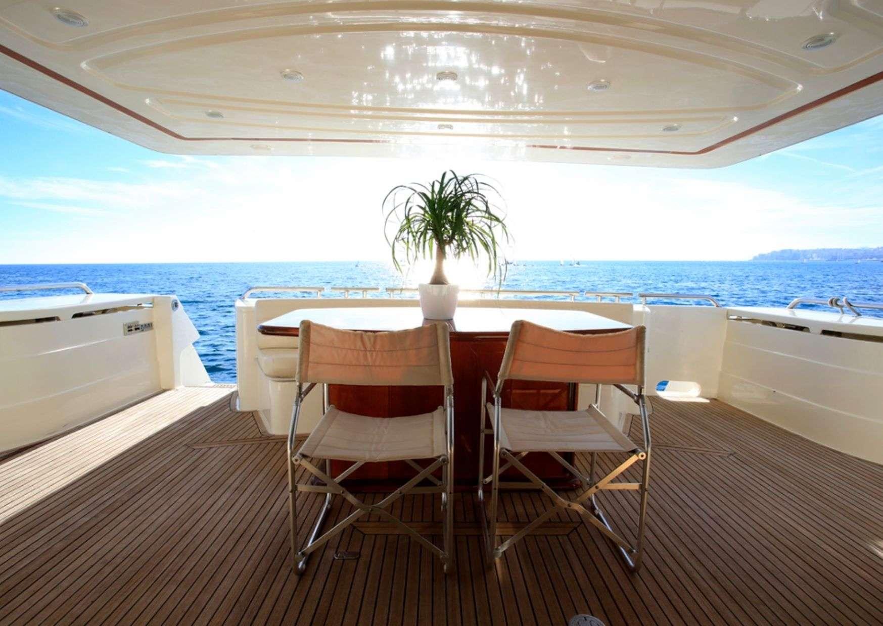 motor yacht ADE YIA