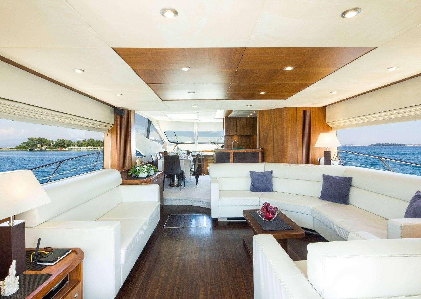 motor yacht SHINE