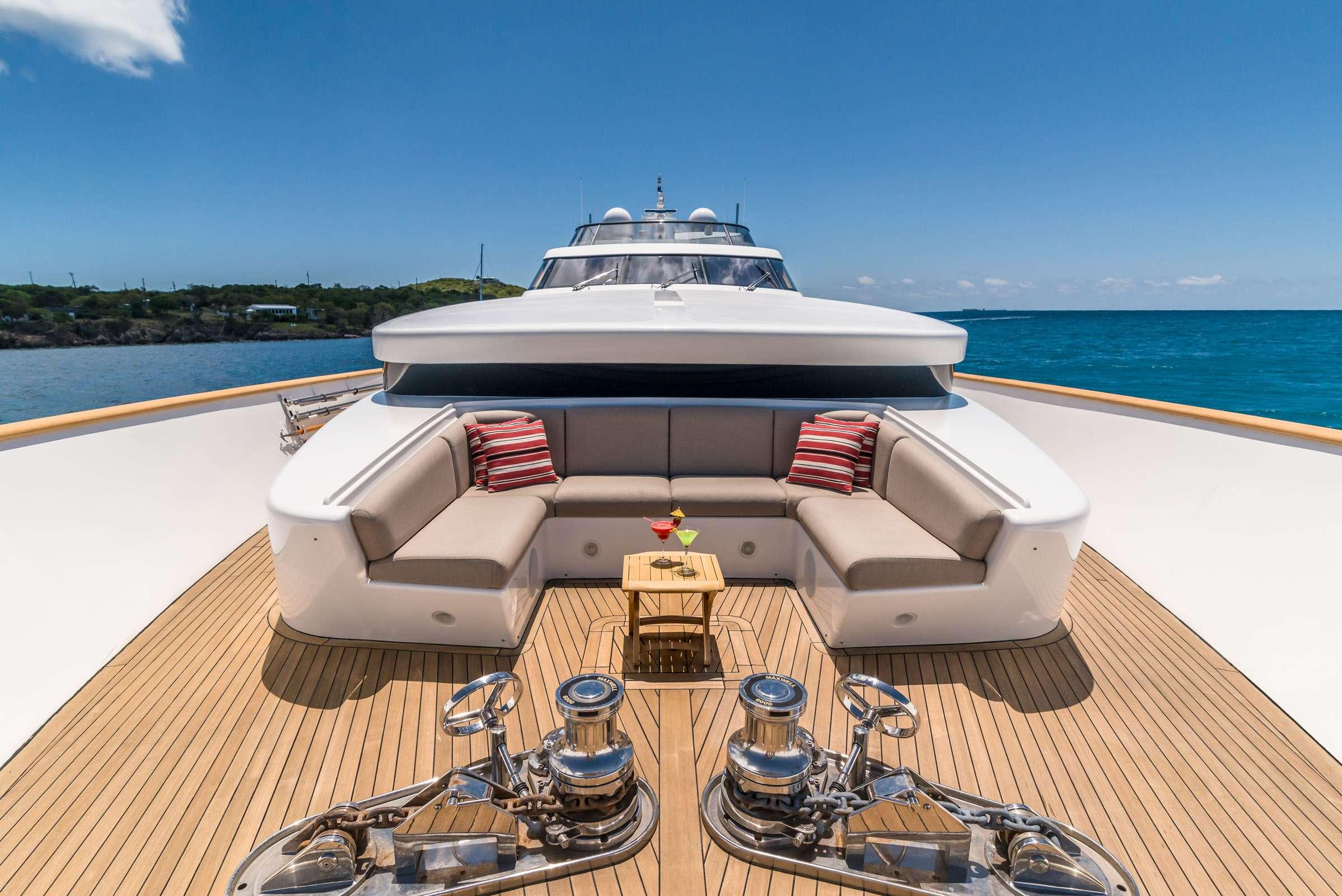 motor yacht GLADIUS