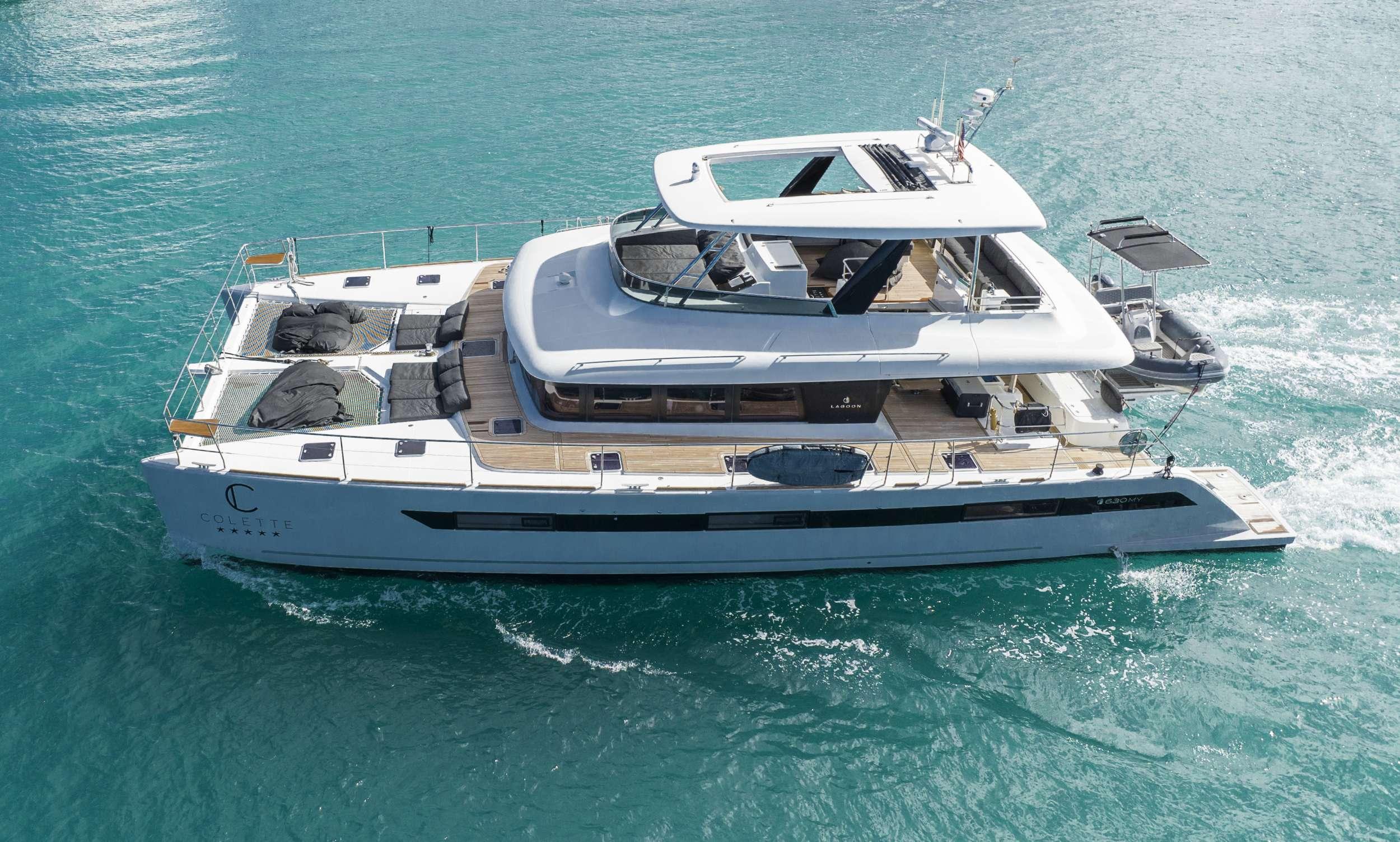 COLETTE yacht image # 12