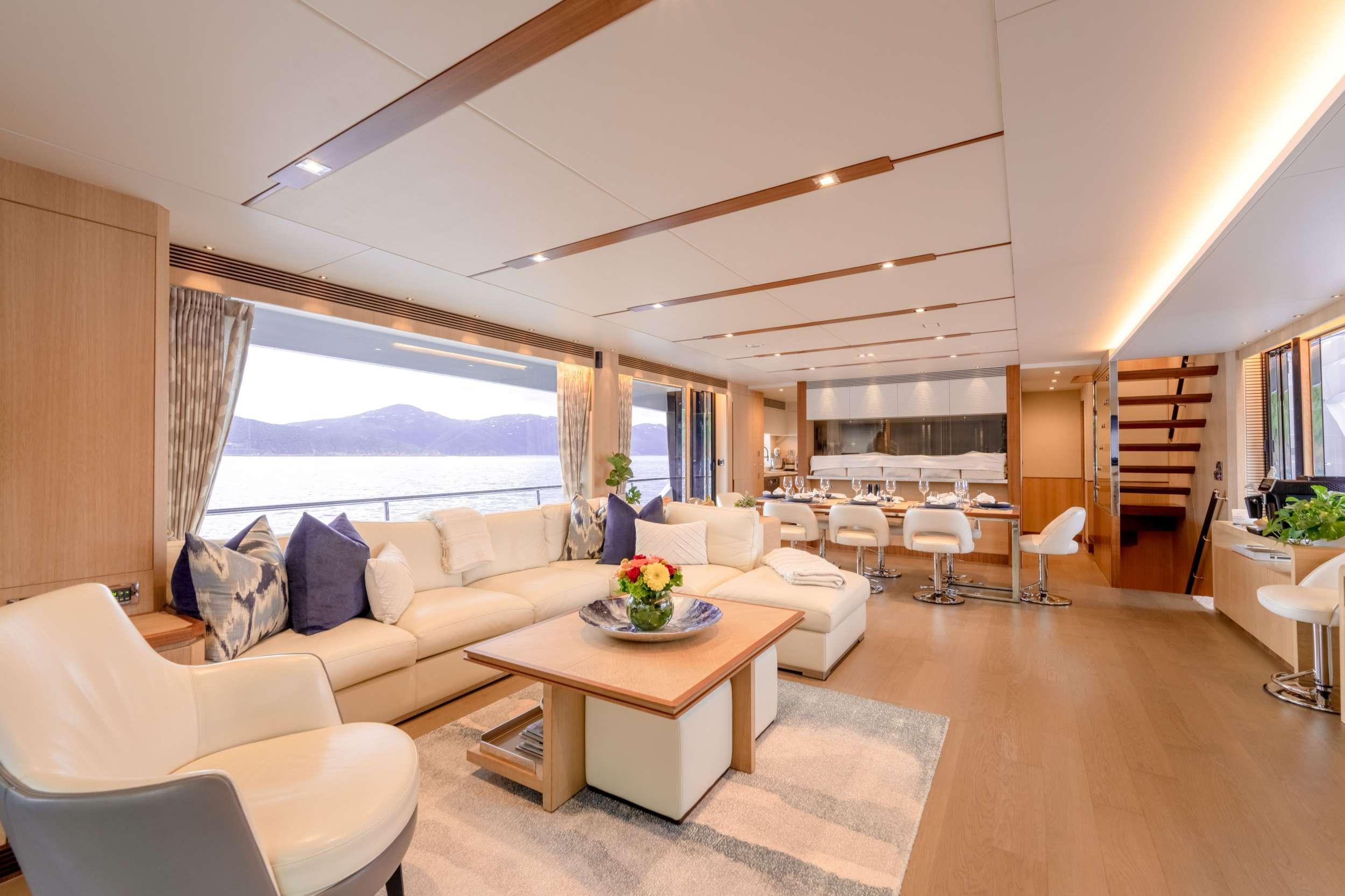motor yacht Aqua Life (NEW)