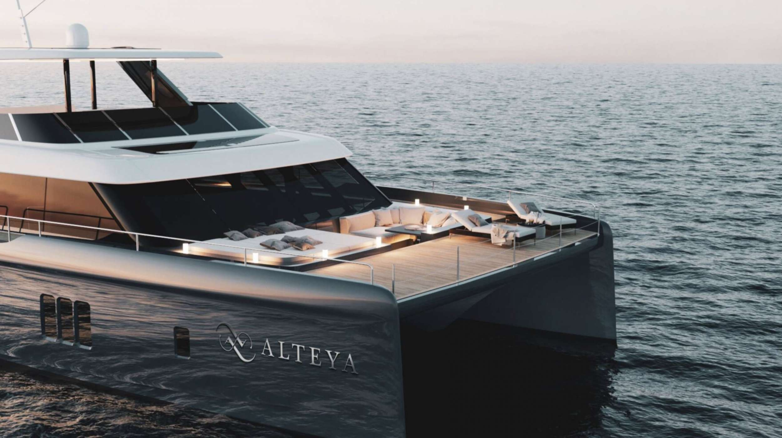 motor yacht ALTEYA (WINTER)