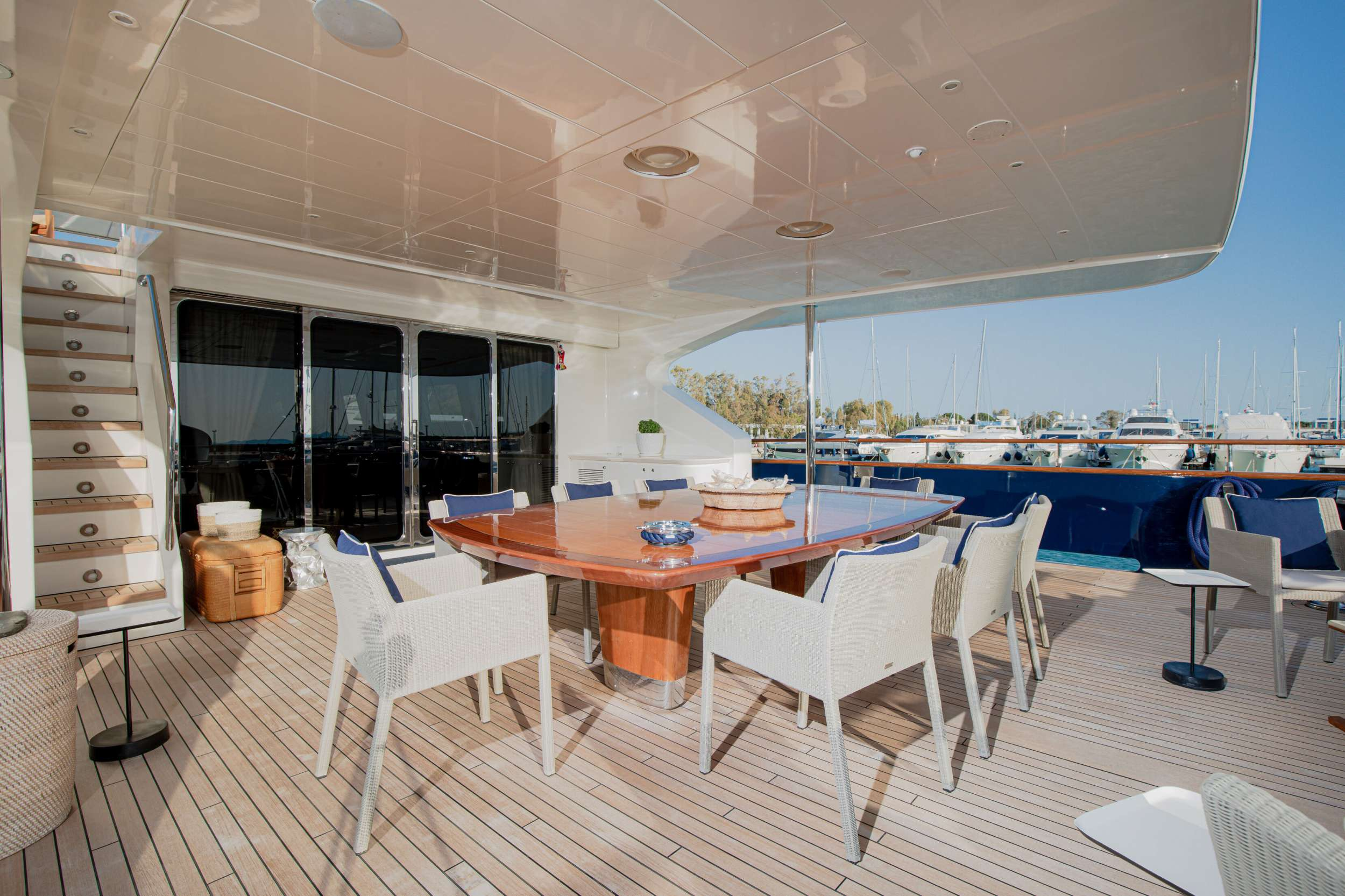 motor yacht CONDOR A