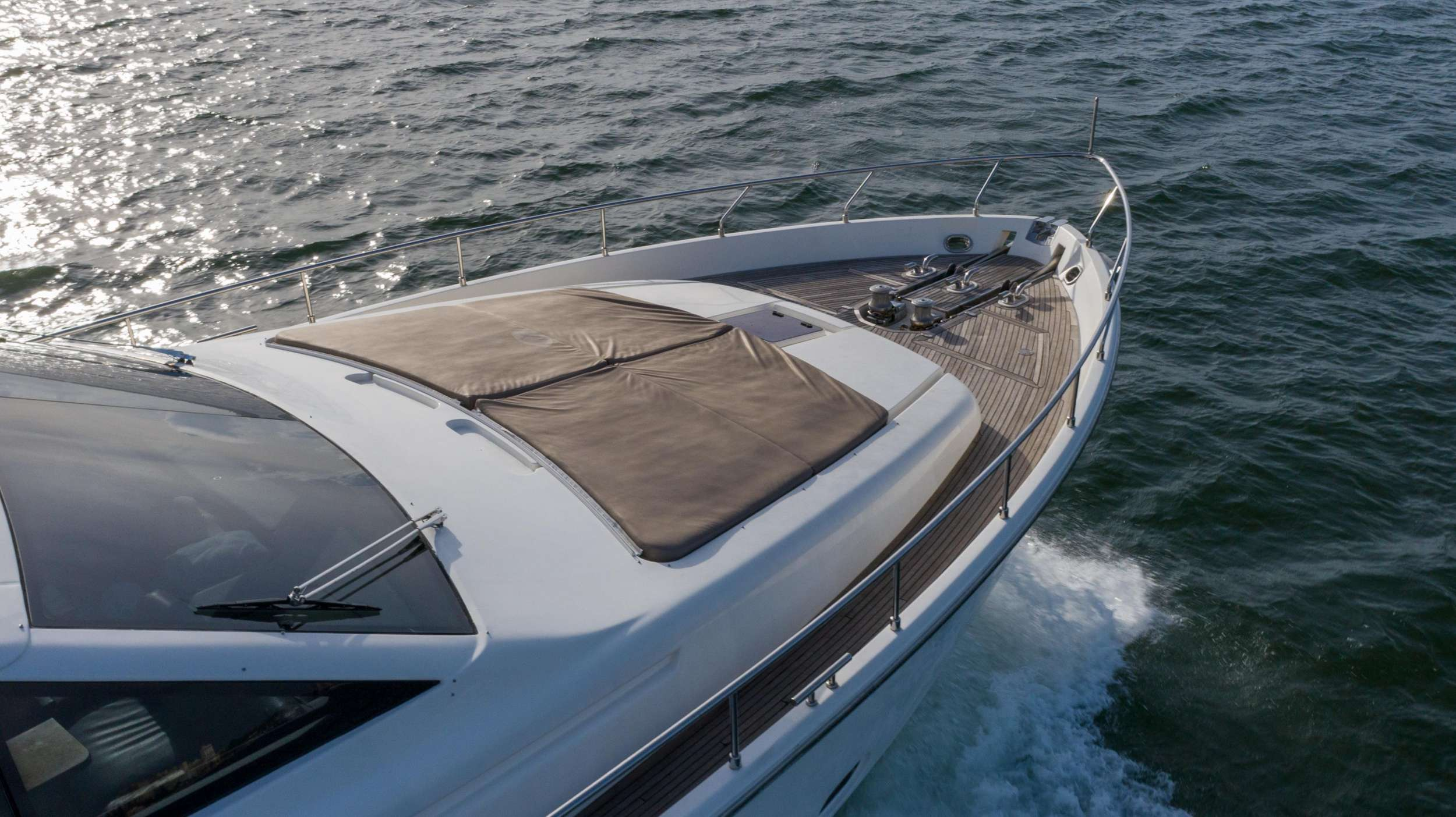 motor yacht INDULGE