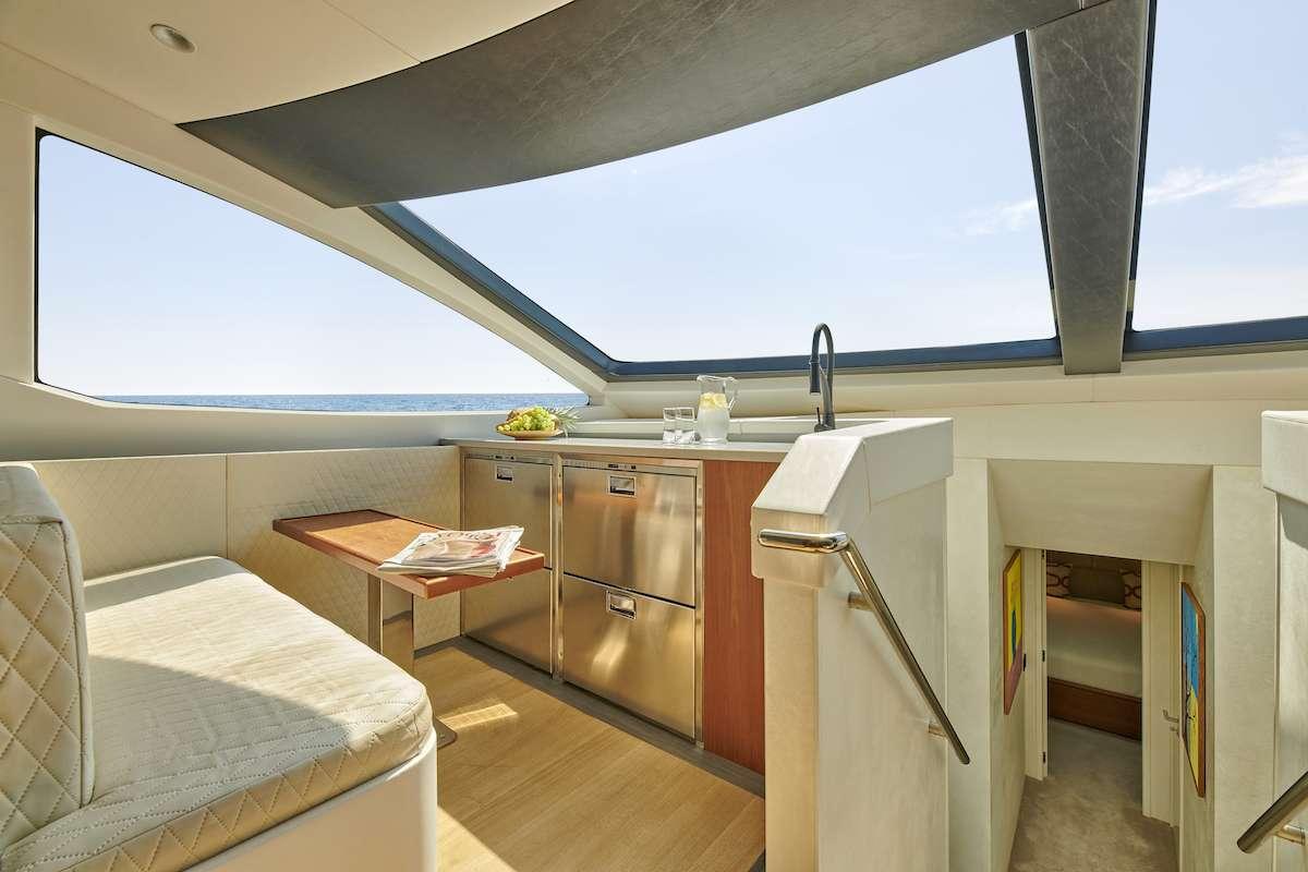 motor yacht LA FENICE