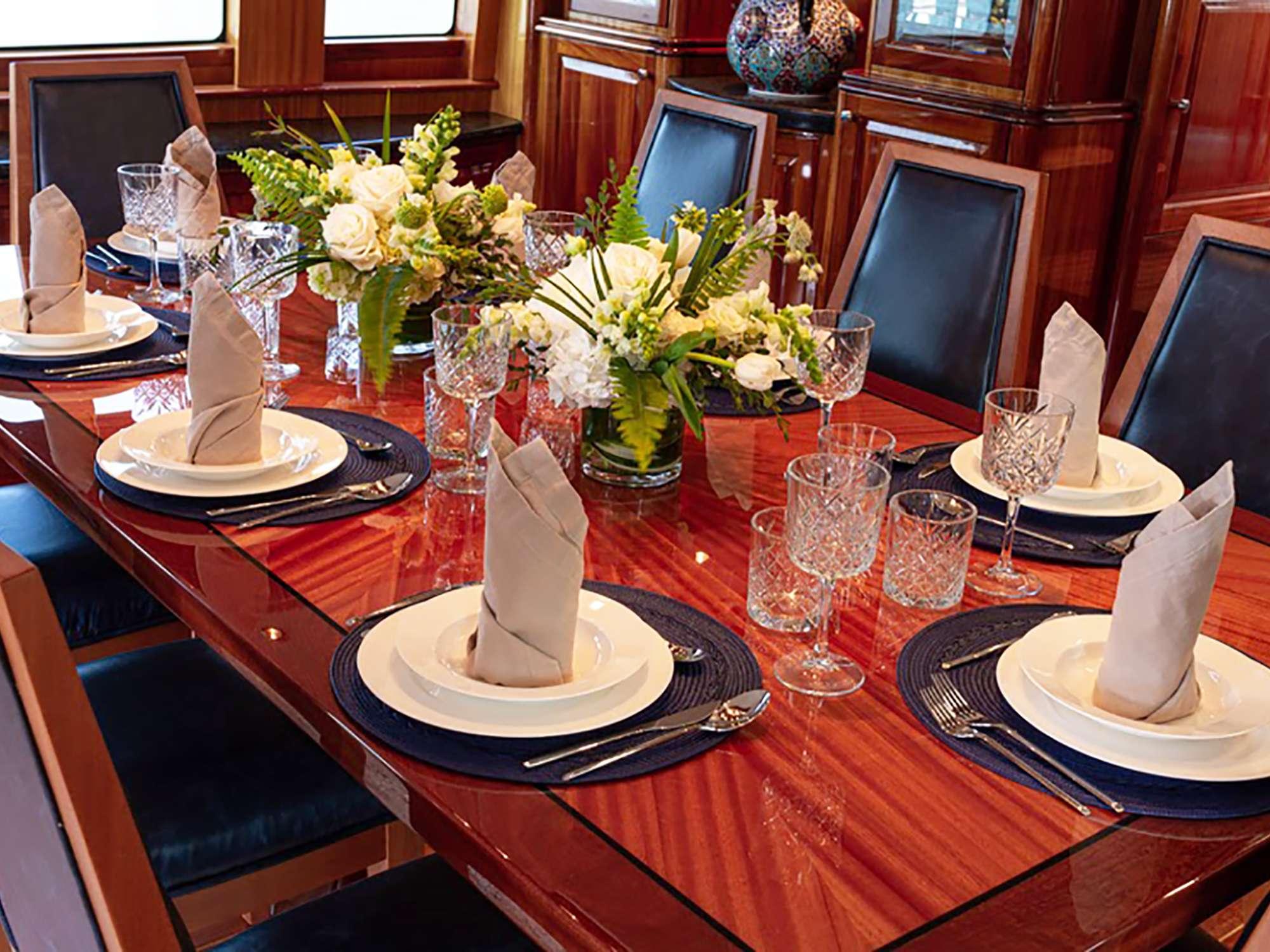 motor yacht TOP SHELF