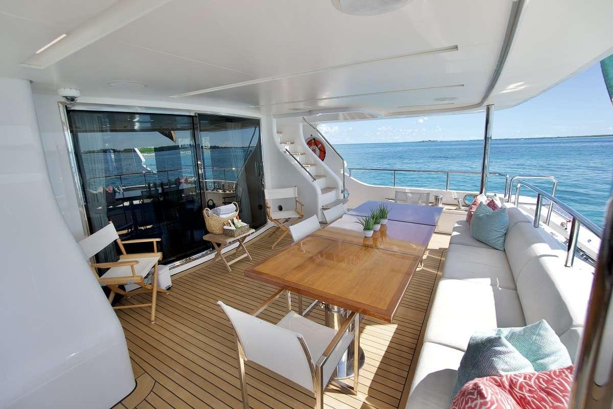motor yacht COOL BREEZE