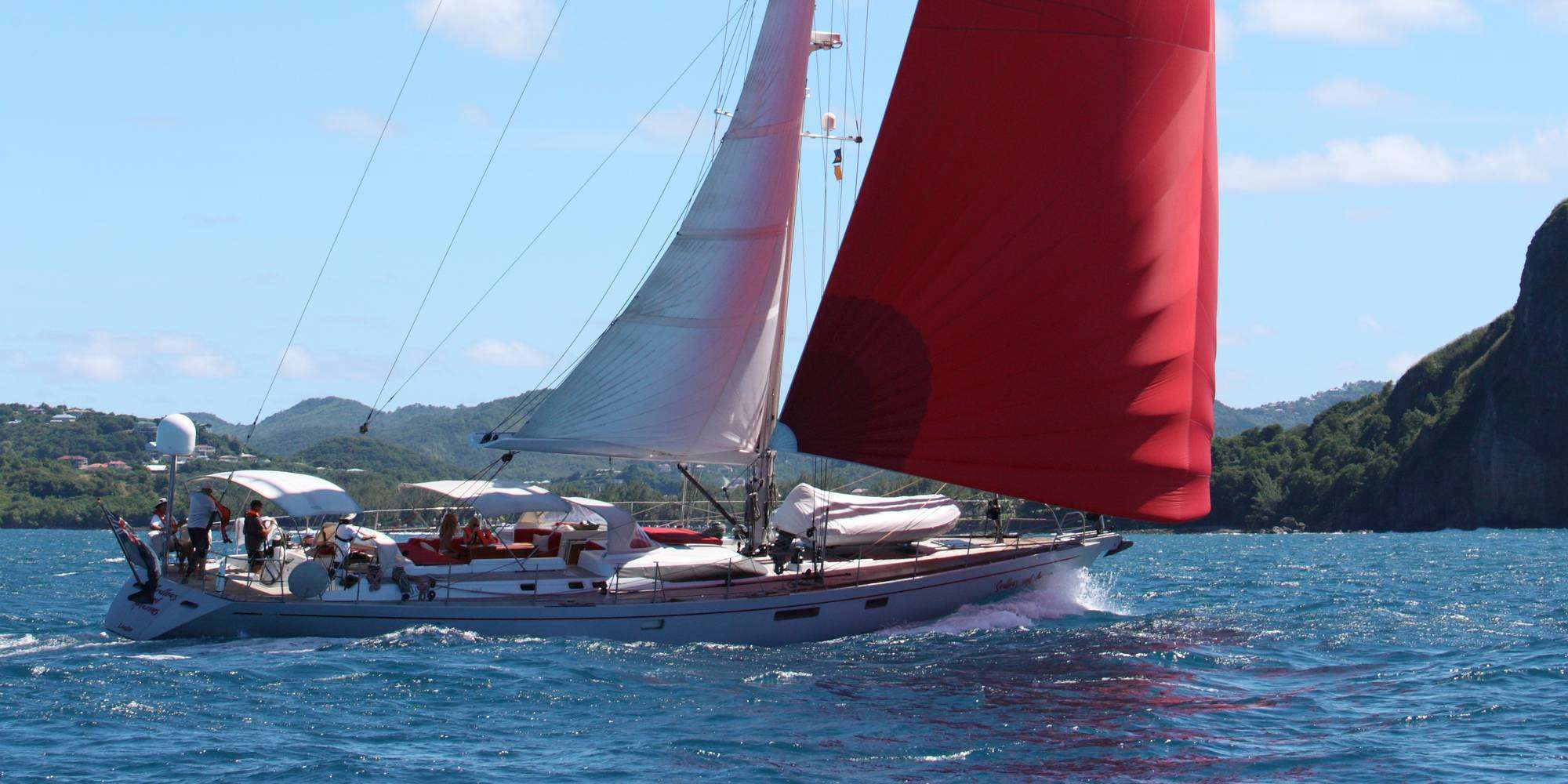 SWALLOWS AND AMAZONS yacht image # 3