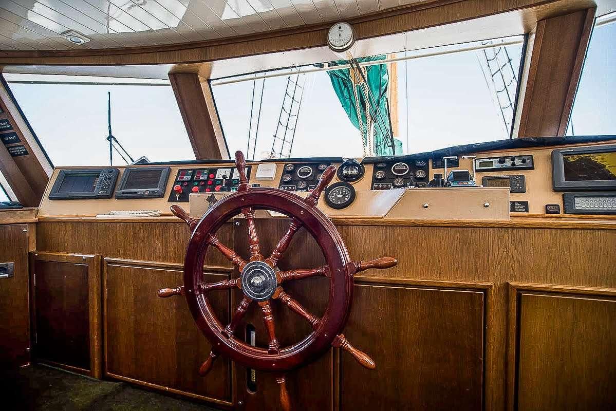 motor yacht ARKTOS