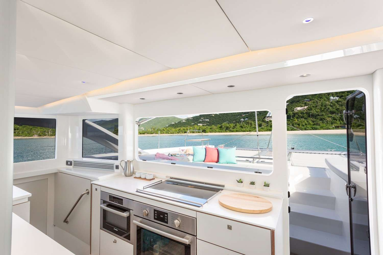 VOYAGE 590e yacht image # 4
