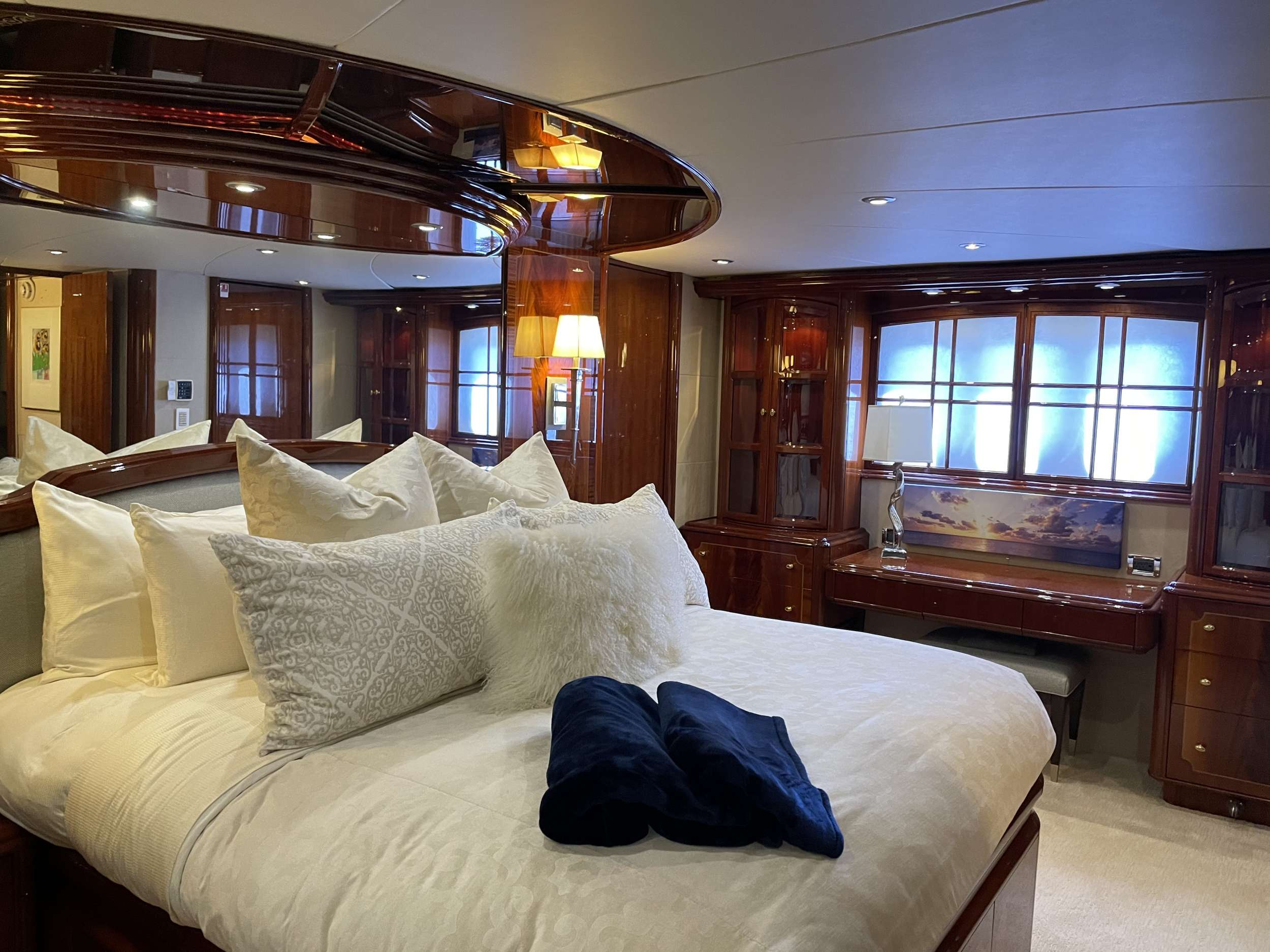 motor yacht Passion