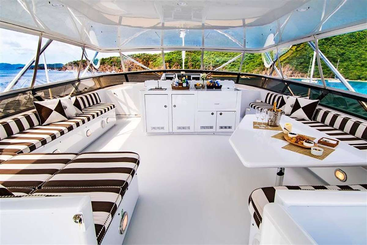 motor yacht Three Kings