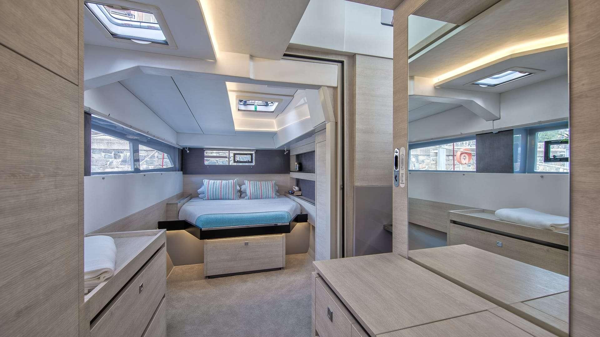 Master cabin suite