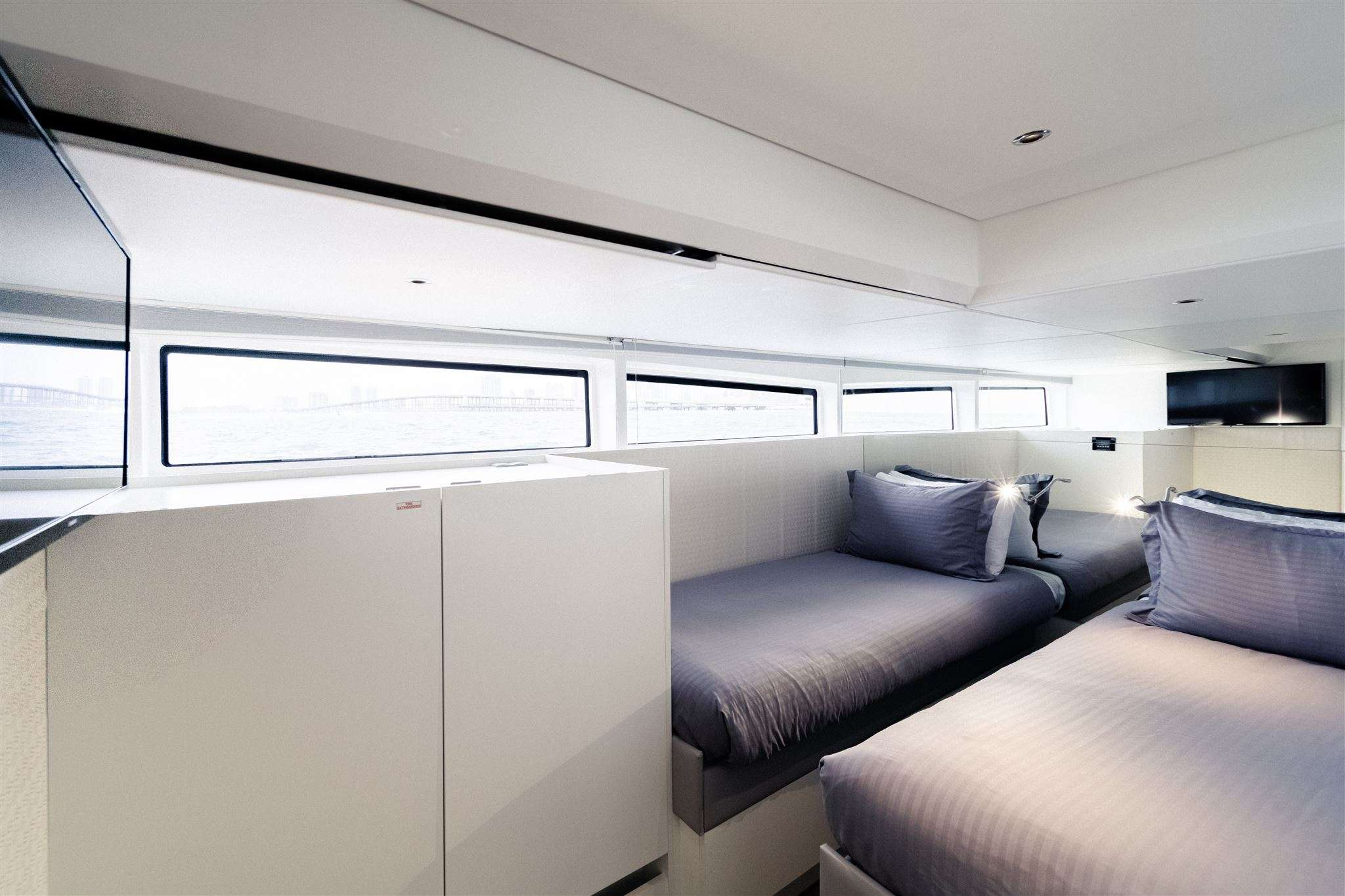 Twin Guest Staterooms