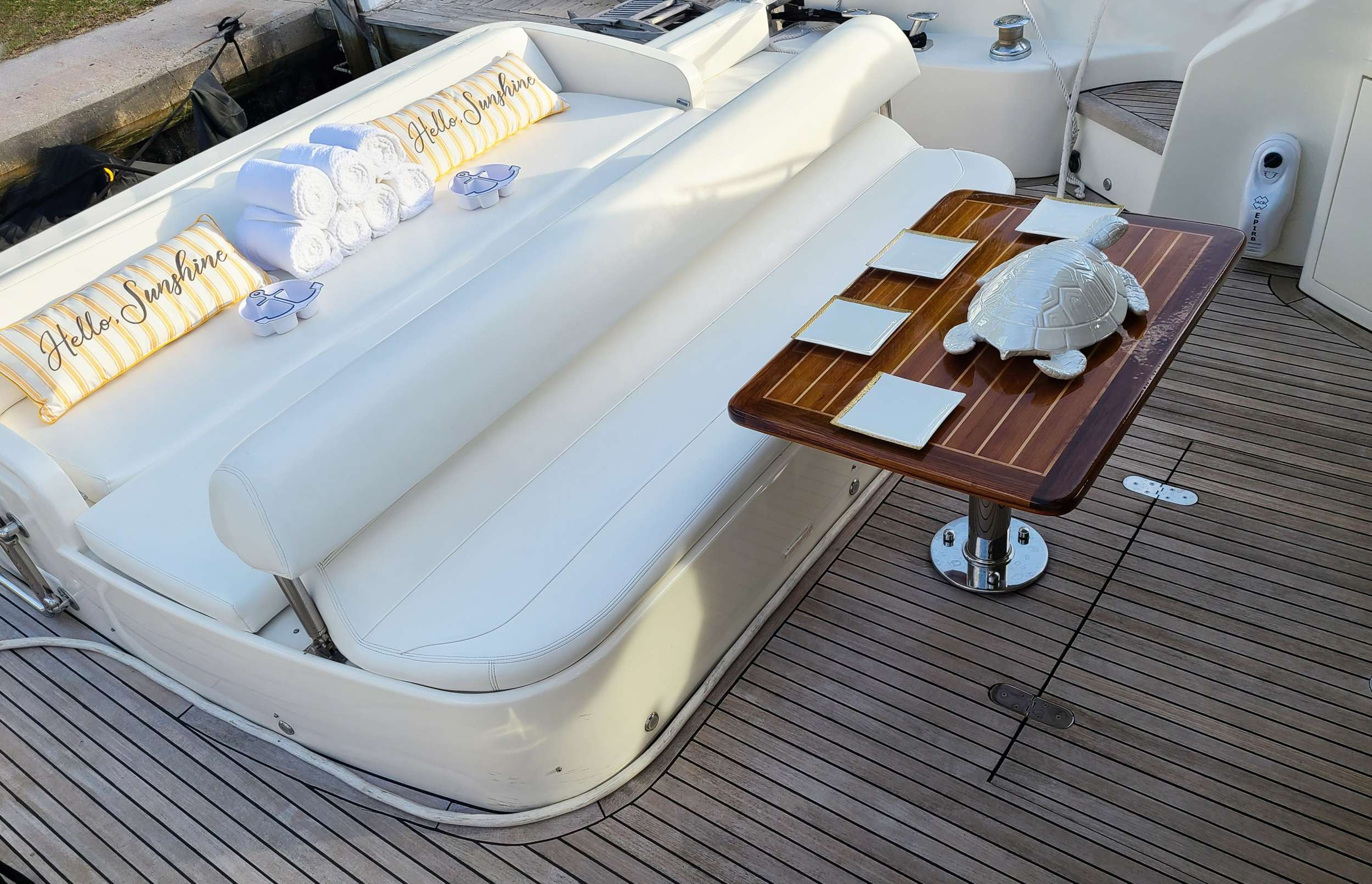 motor yacht SHOWBOAT