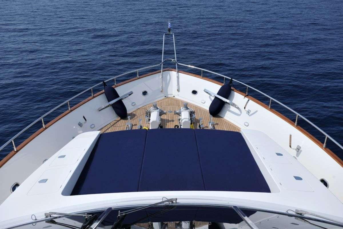 motor yacht BLU SKY