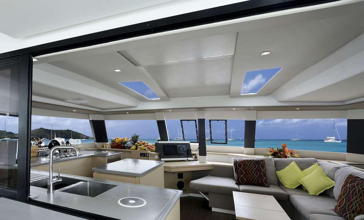 Cruising TW52 yacht image # 9