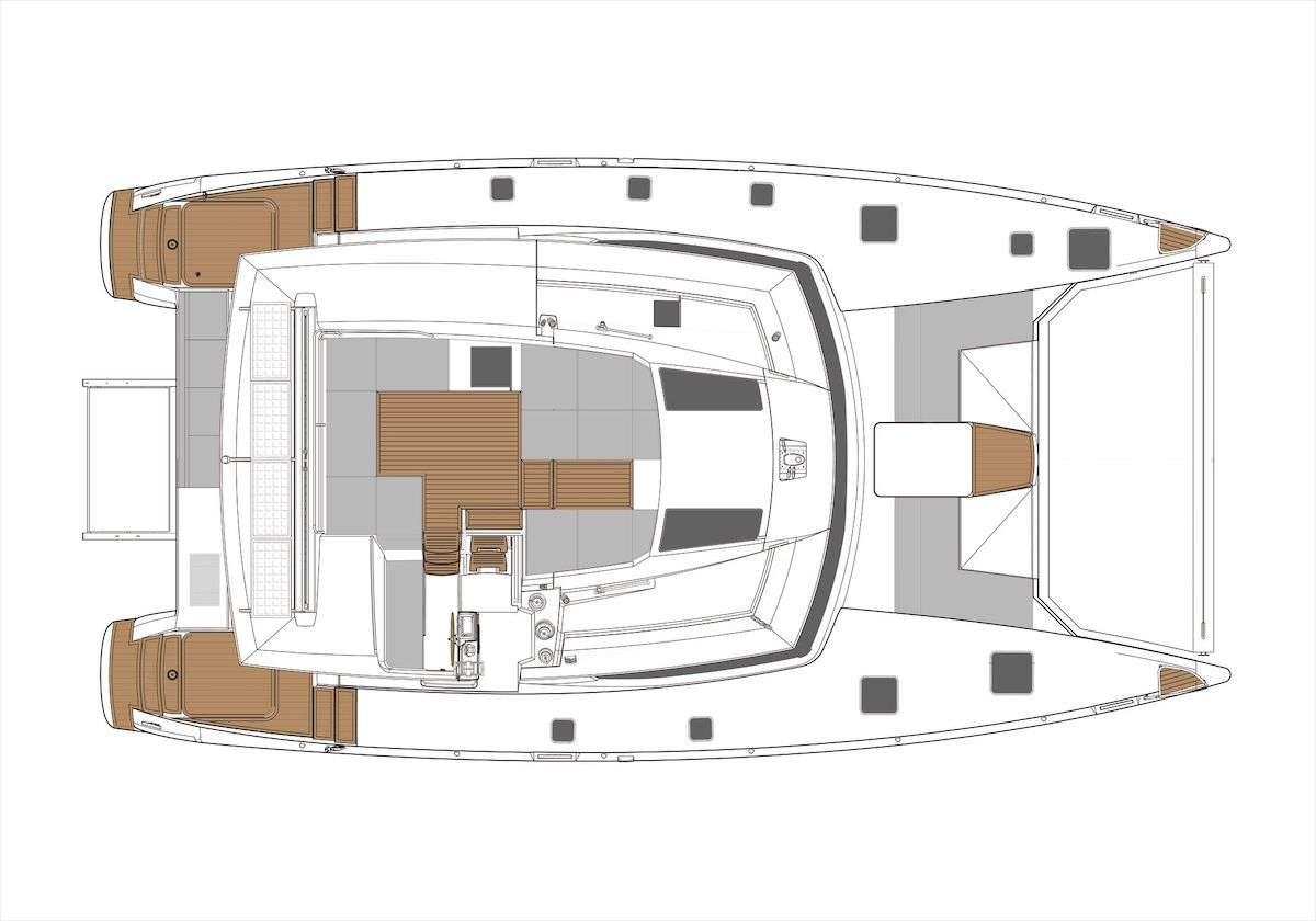 Cruising TW52 yacht image # 11