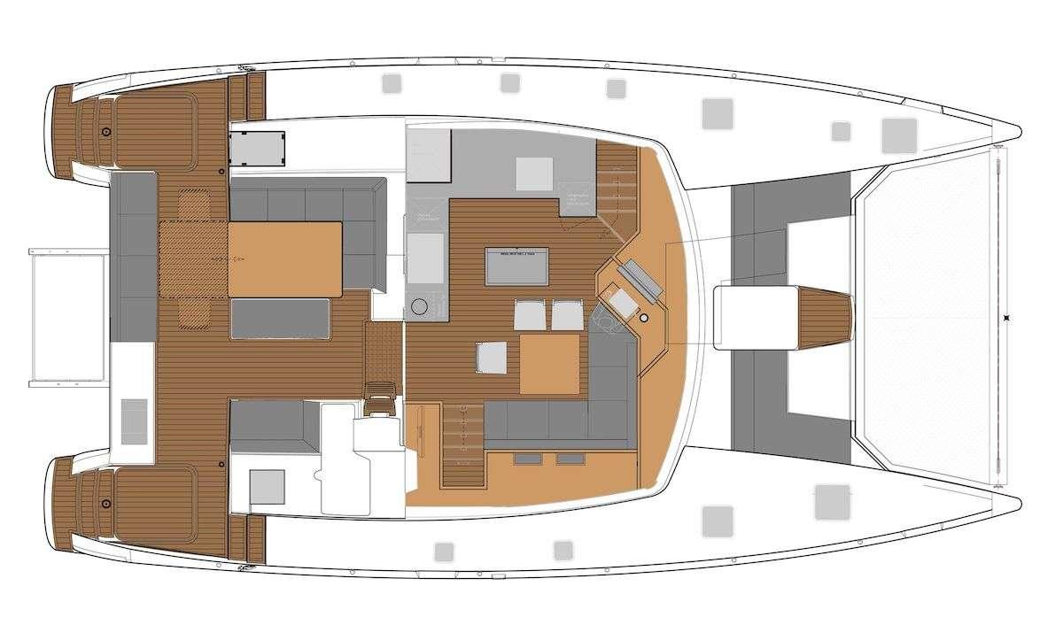Cruising TW52 yacht image # 12