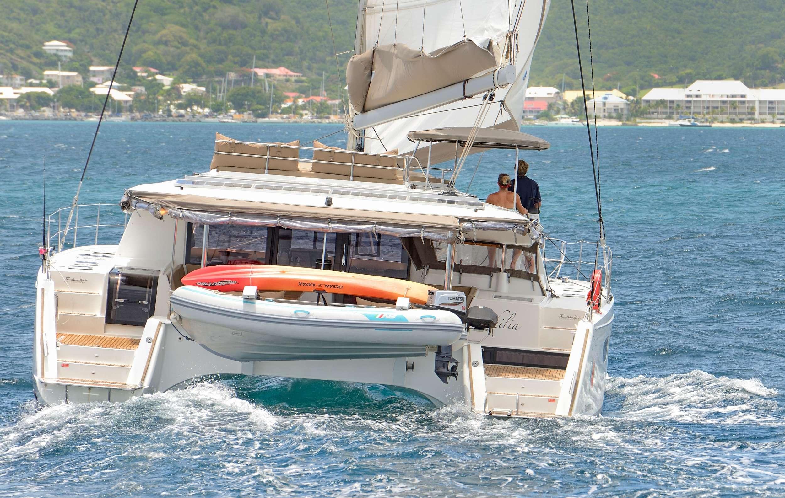 Cruising TW52 yacht image # 13