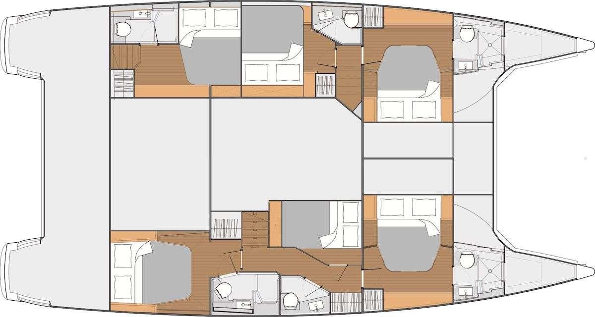 Cruising TW52 yacht image # 8