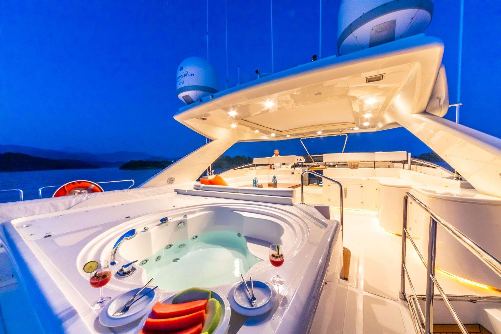 motor yacht FUNDA D