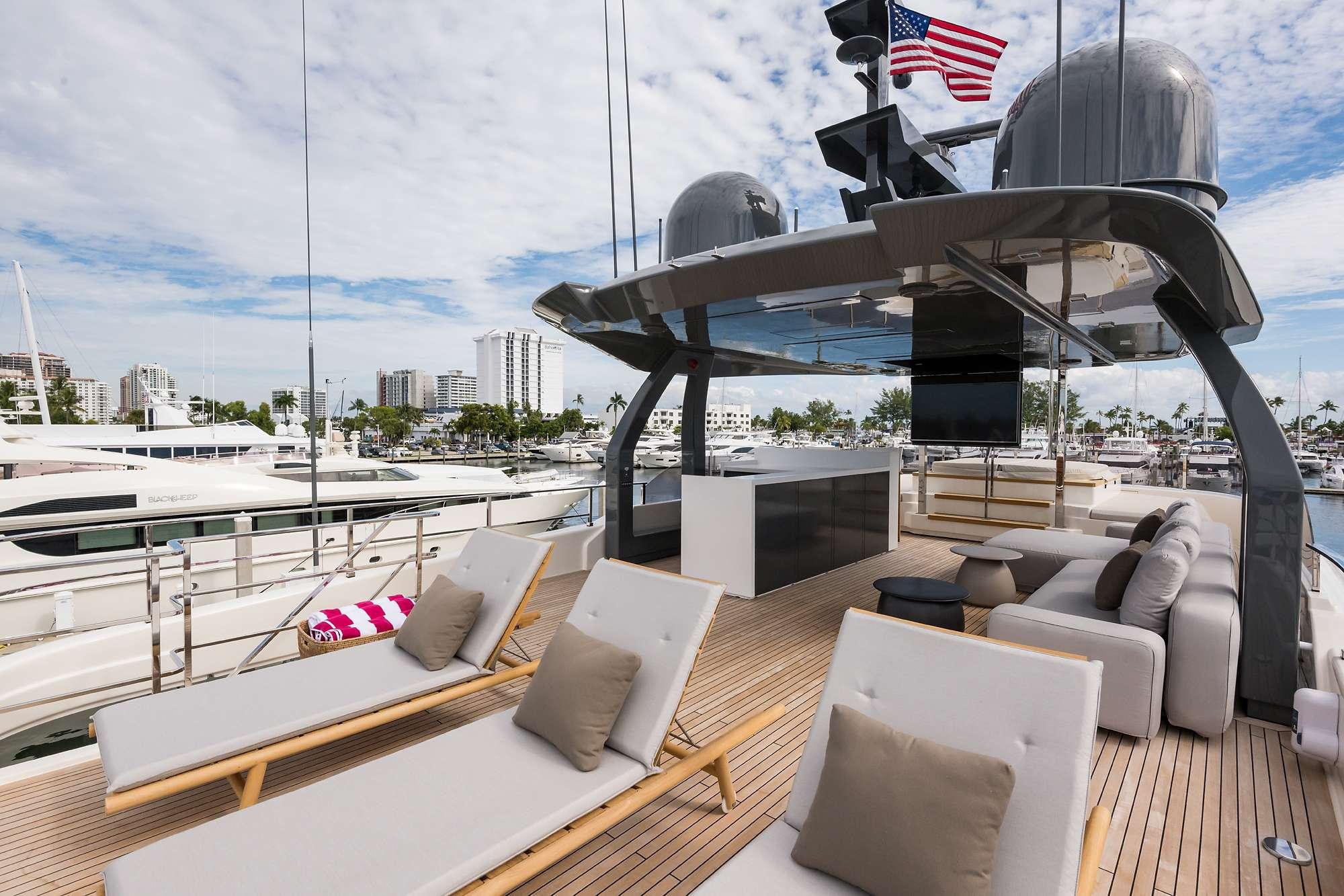 motor yacht GIOIA