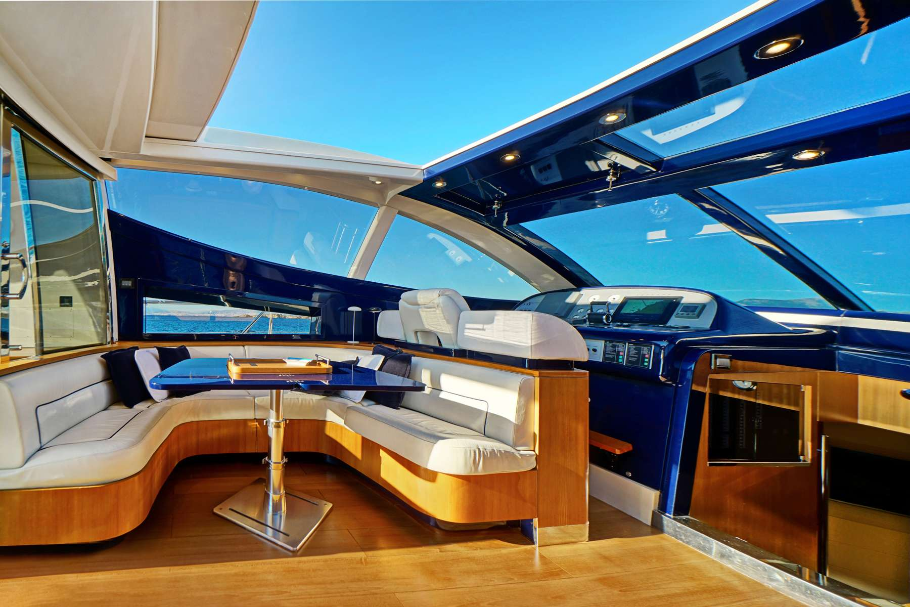 motor yacht SEA U