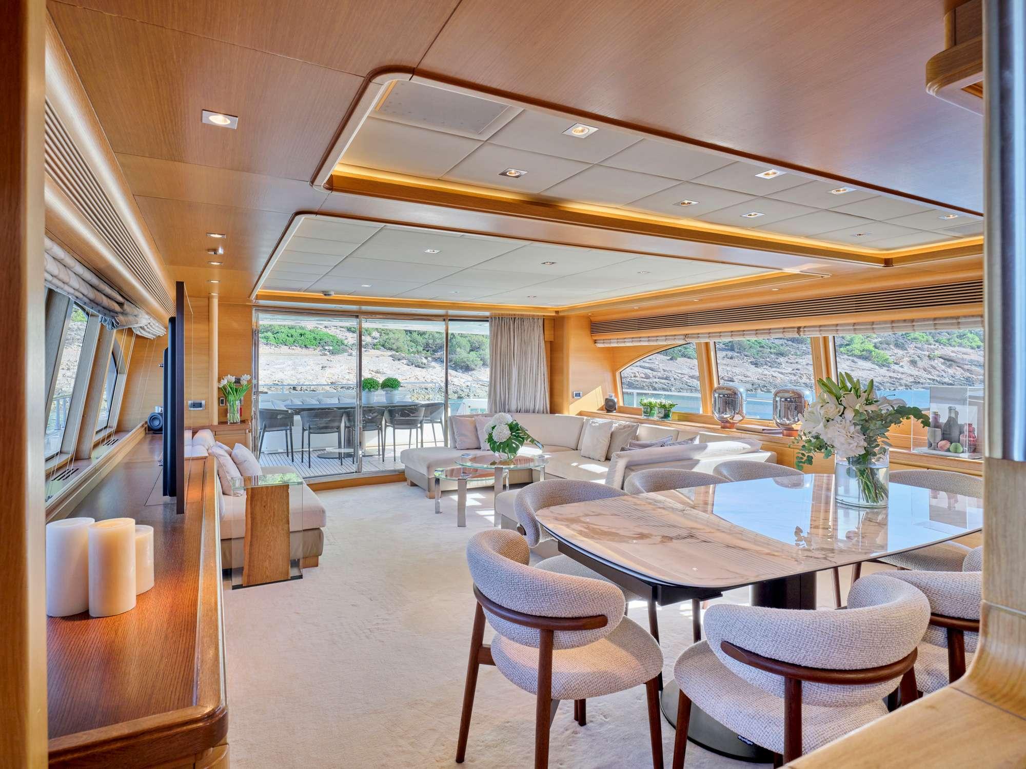 motor yacht SEVEN S