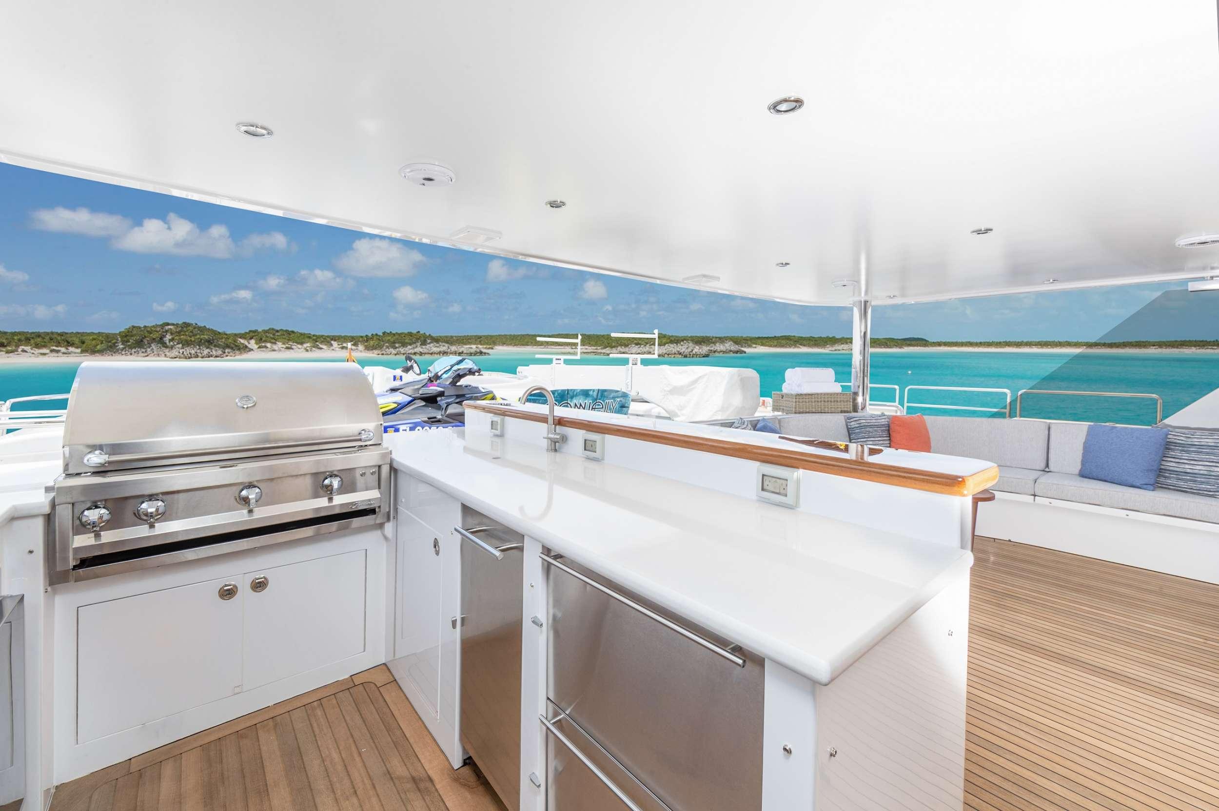 motor yacht NO BAD IDEAS