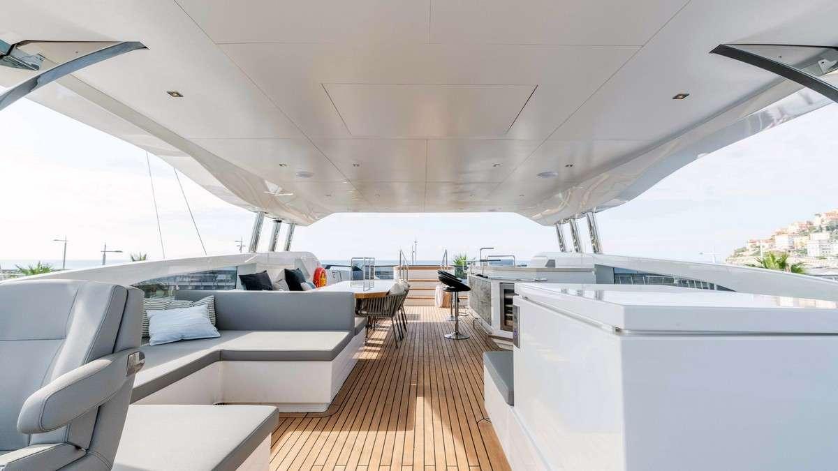 motor yacht KANDO