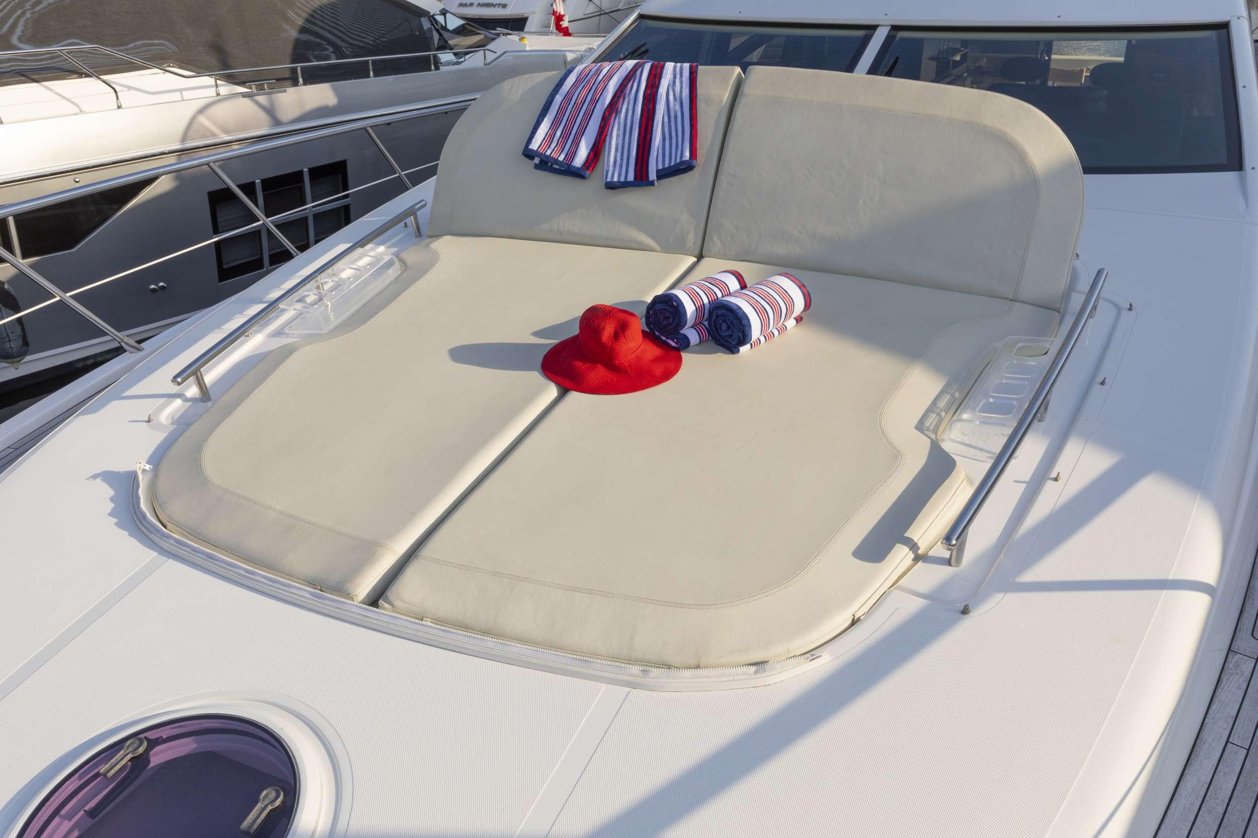 motor yacht DESSERT FIRST