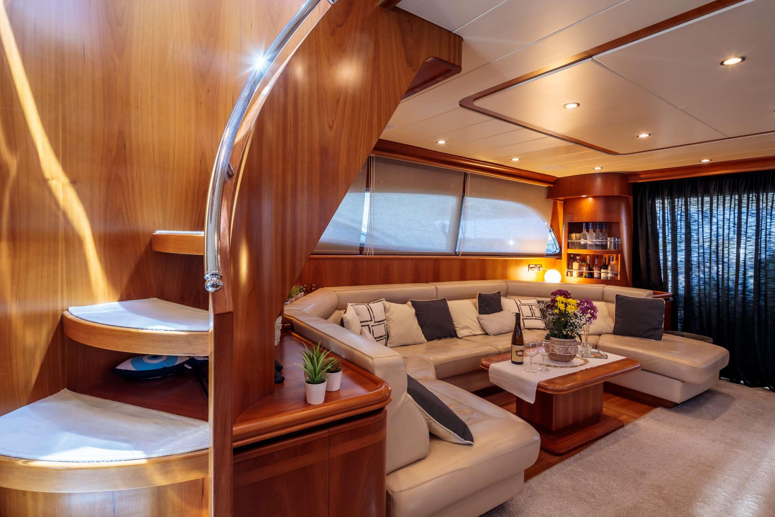 motor yacht GORGEOUS