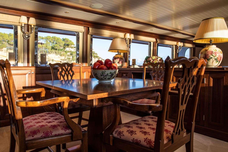 motor yacht ODYSSEY III