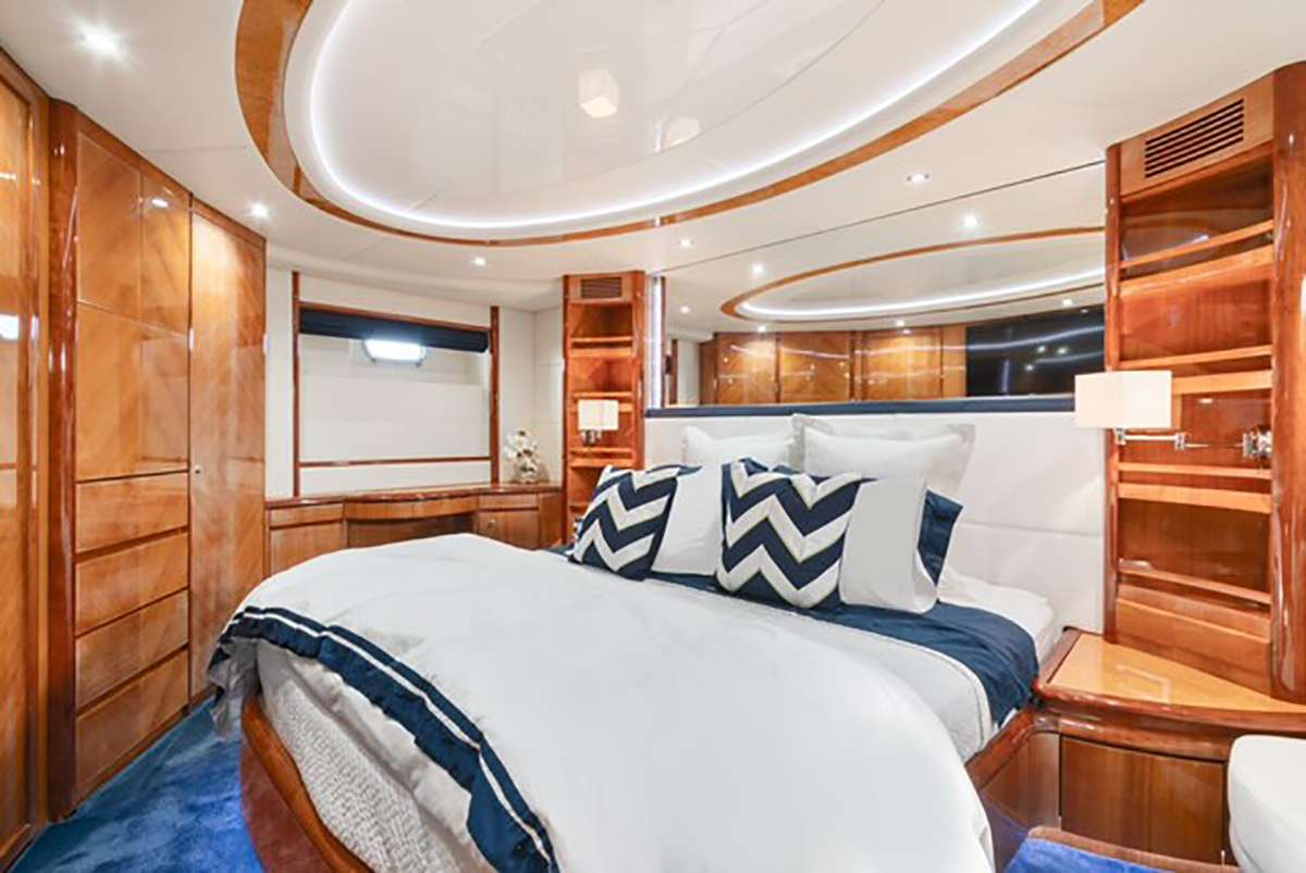 motor yacht C-WEED