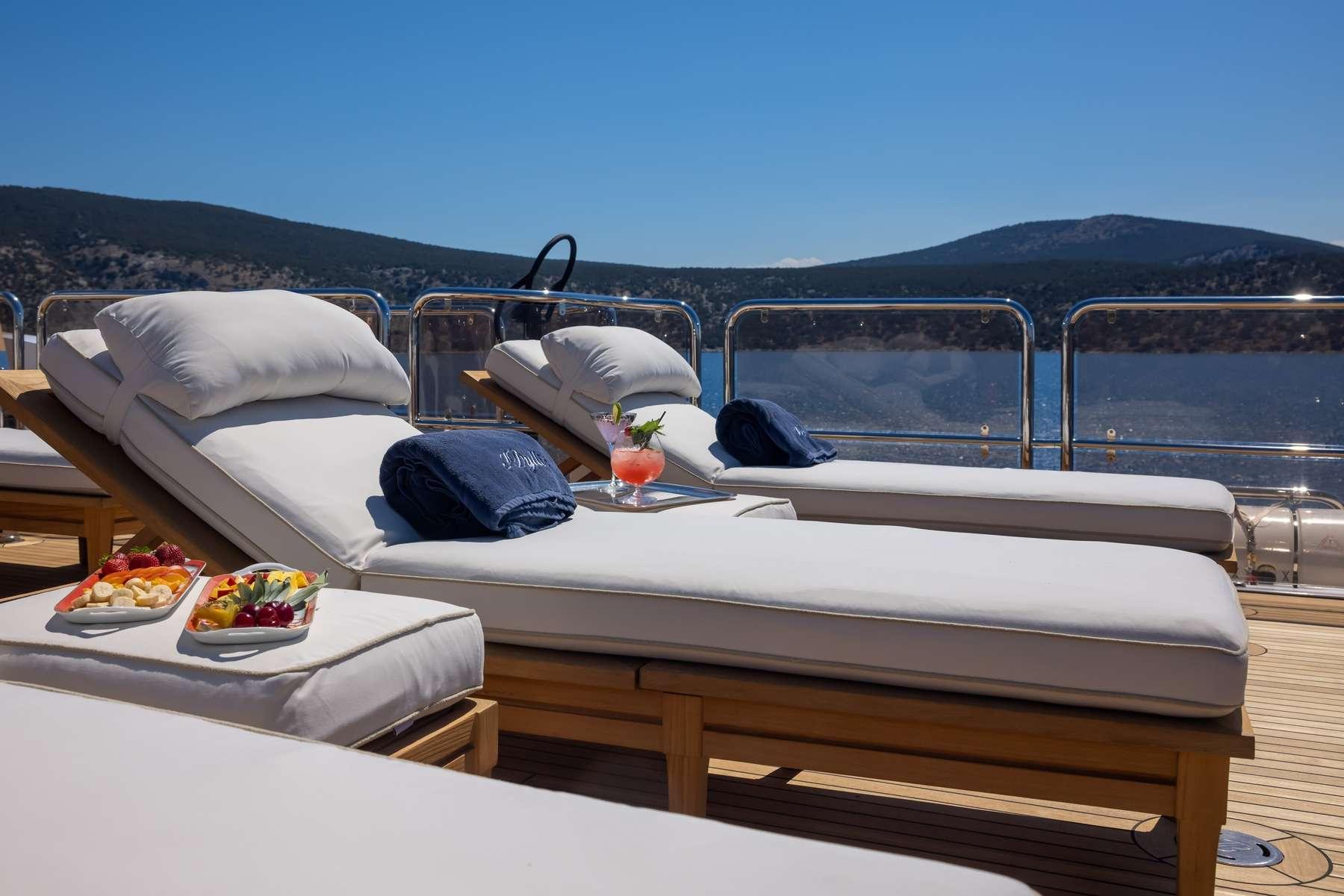 motor yacht IDYLLIC