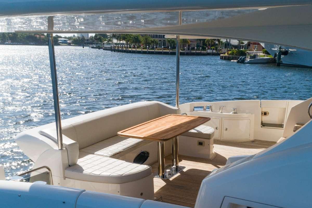 motor yacht LUPO