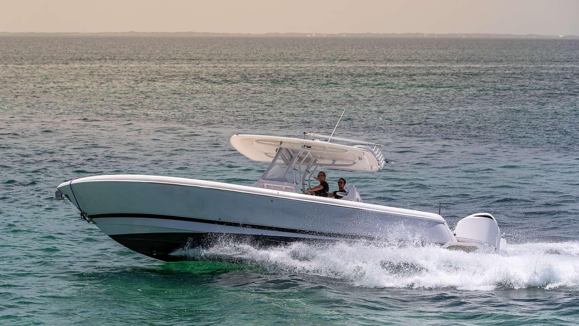 motor yacht KASHMIR