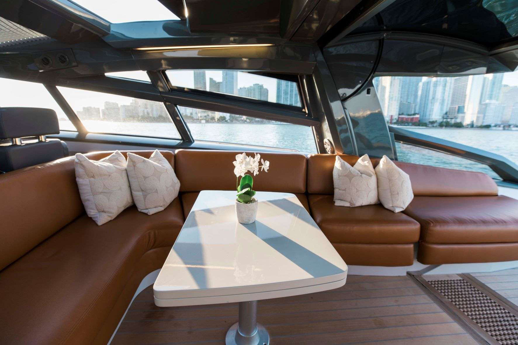 motor yacht Water Jump II