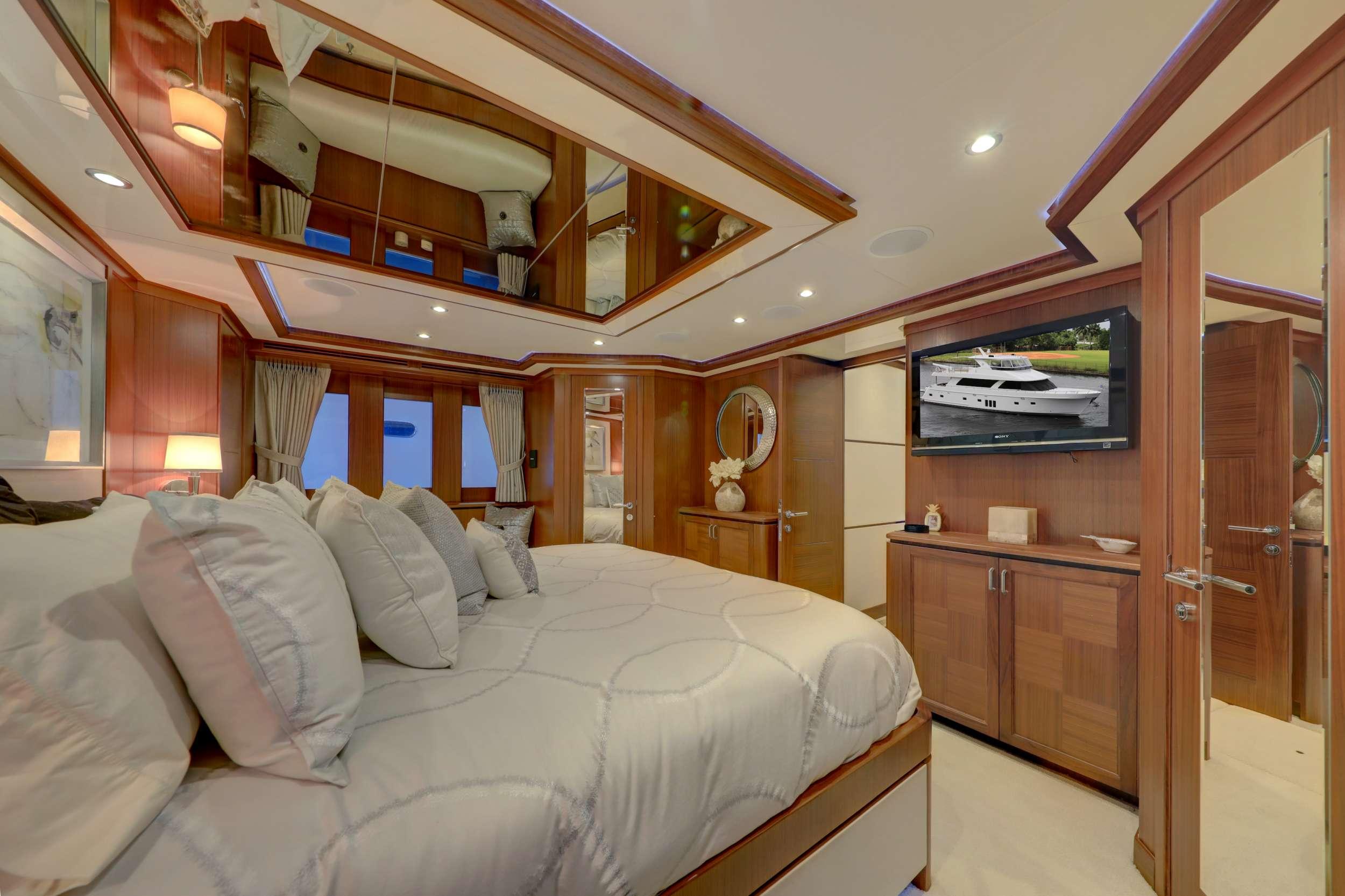 motor yacht UNCORKED