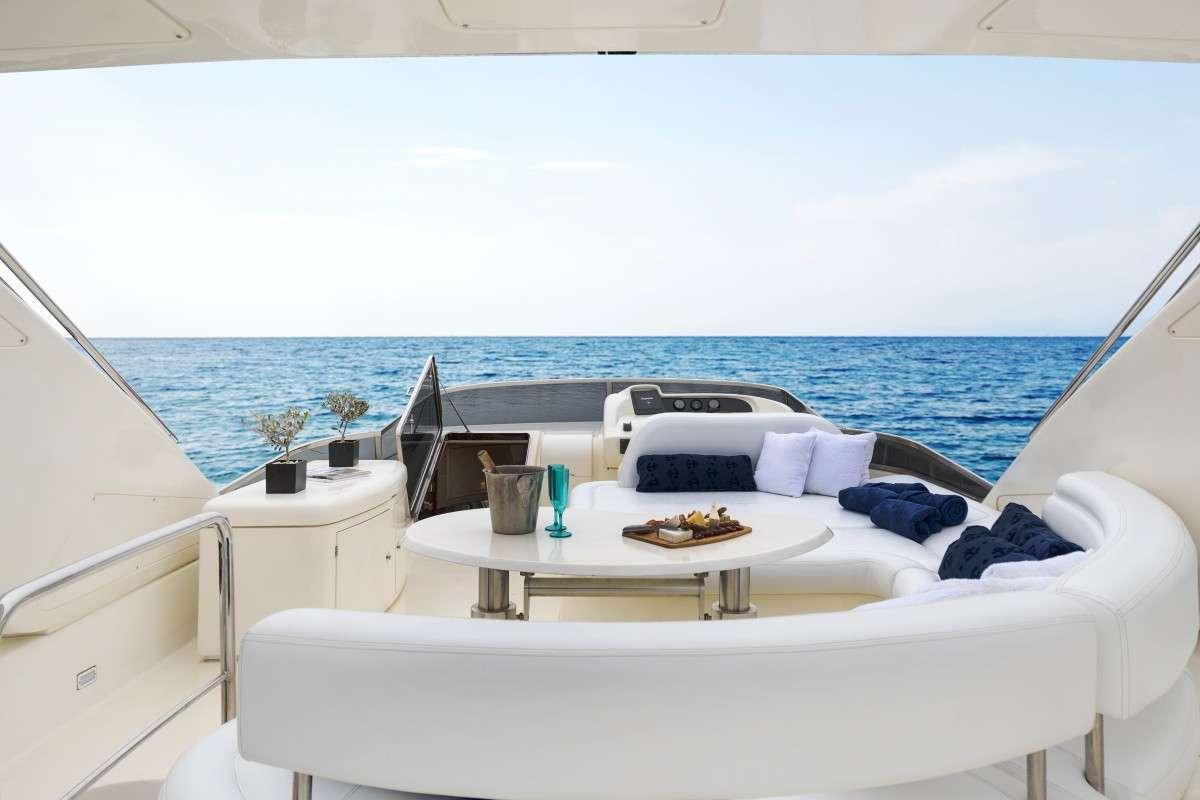 motor yacht ESTIA ZEUS