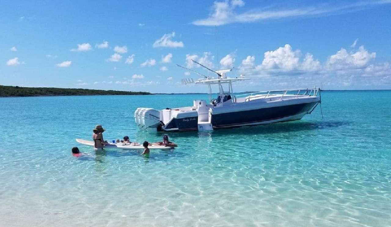 motor yacht LADY LEILA