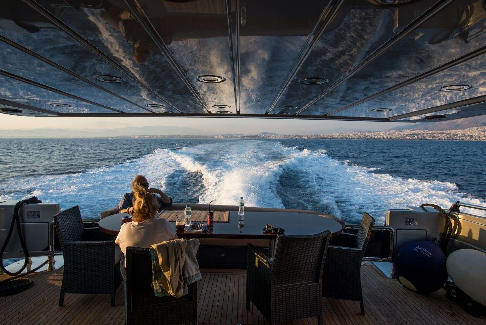 motor yacht JOHNNY HANDSOME