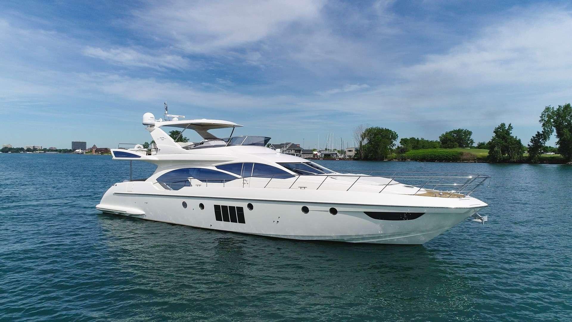 motor yacht RESERVE