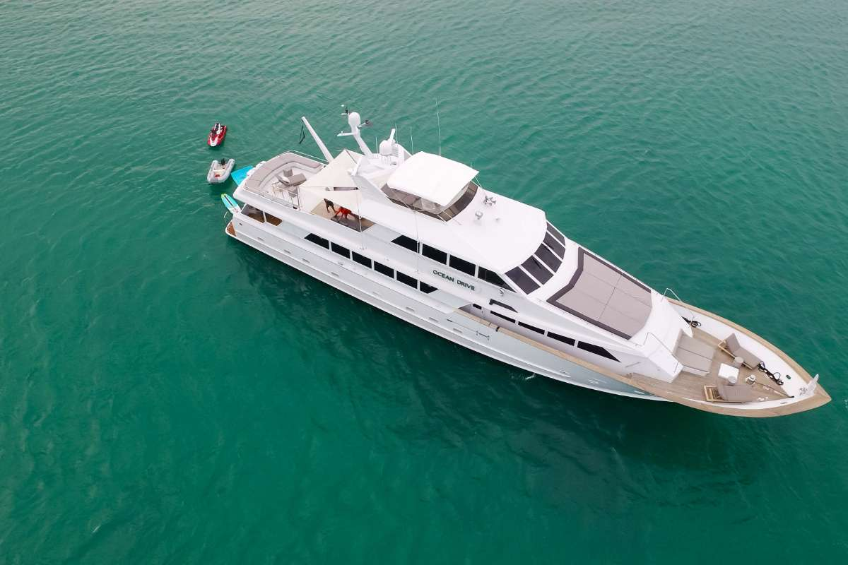 motor yacht OCEAN DRIVE