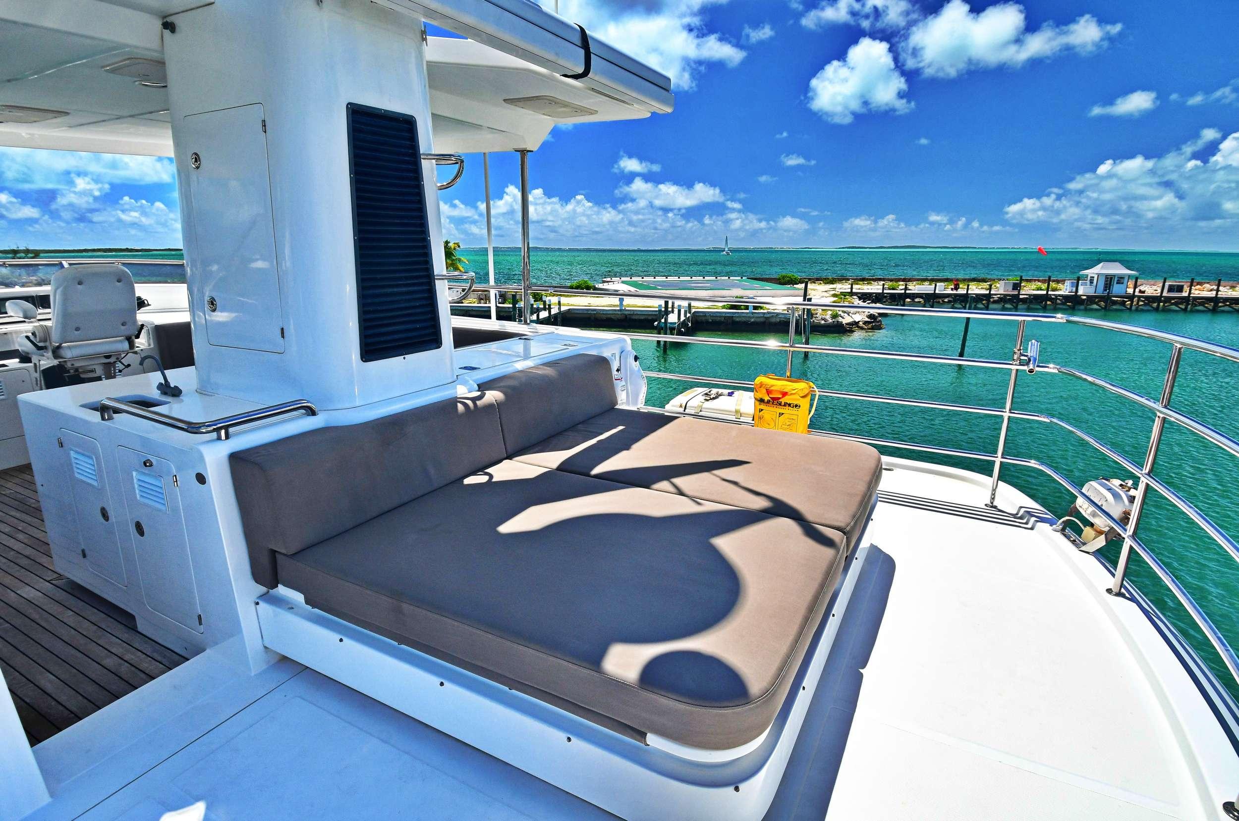 motor yacht Ammonite