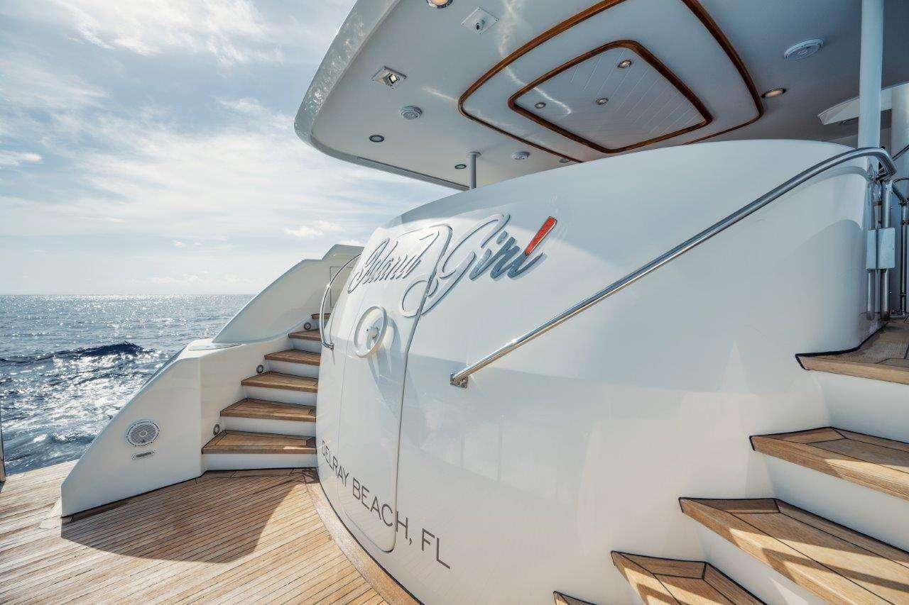 motor yacht Island Girl