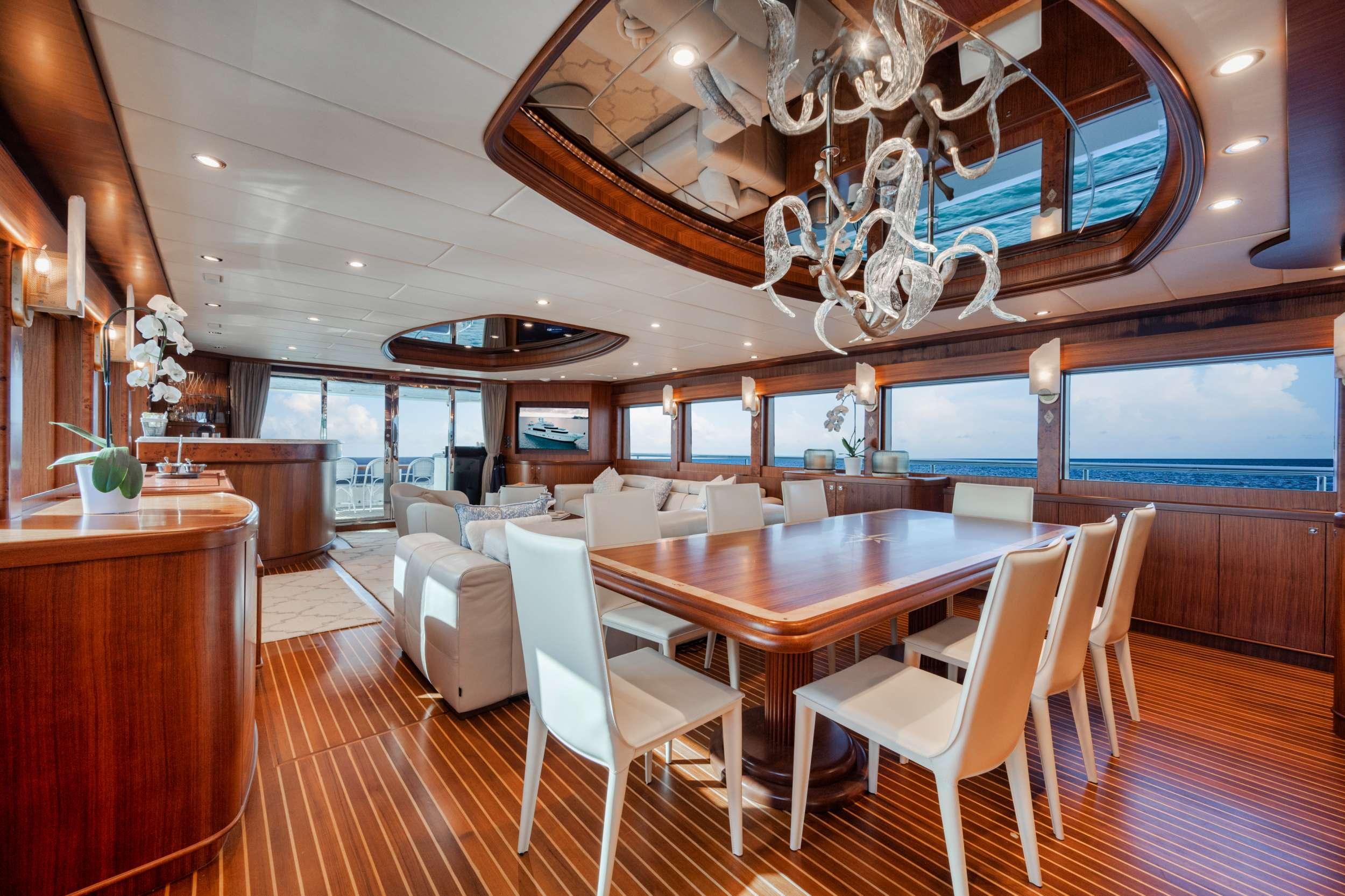 motor yacht She