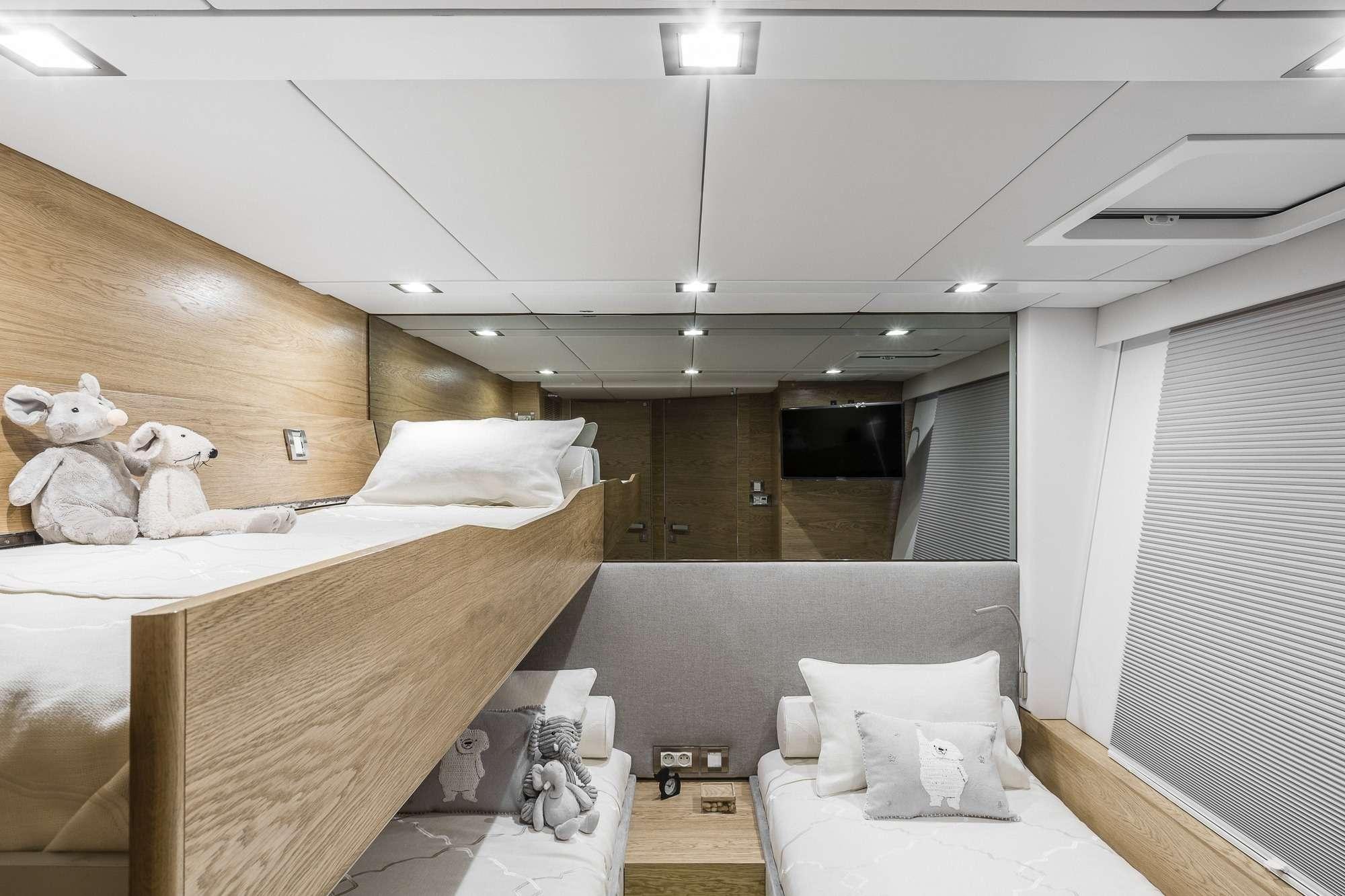 Triple Guest Cabin